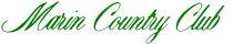 Marine County logo