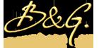 B&G Lifecasting logo